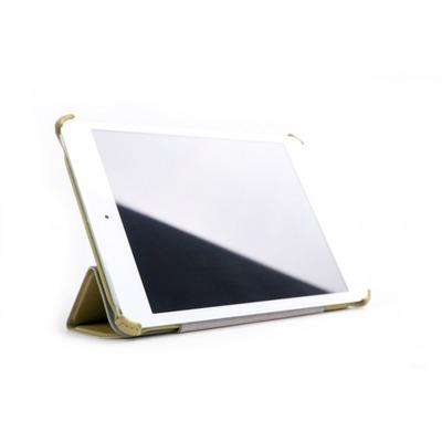 ROCK Texture Case Apple iPad Mini/2/3, Cream Tablet case - Crème