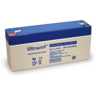 CoreParts MBXLDAD-BA042 UPS batterij - Blauw,Zilver