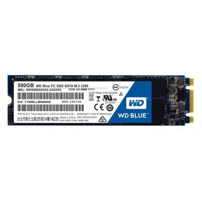 Western Digital WDS500G1B0B SSD