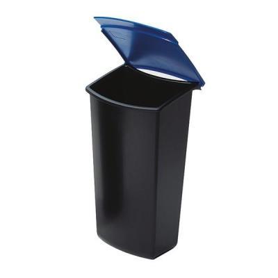 Han prullenbak: MONDO - Zwart, Blauw
