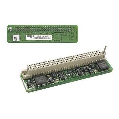 Hp interfaceadapter: SCSI Internal Terminator - 96 pin DIN (F) - for AlphaServer 1200, 4000, 4100