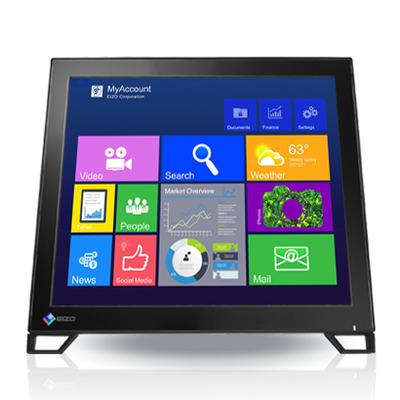 EIZO FlexScan T1781 Touchscreen monitor - Zwart