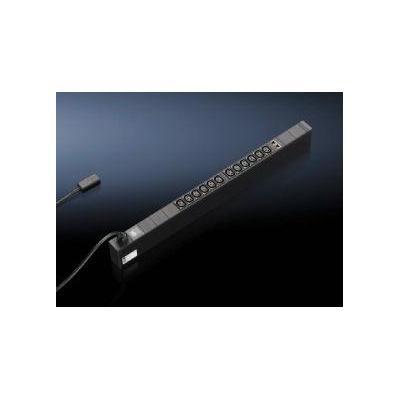 Rittal DK 7955.410 Energiedistributie - Zwart