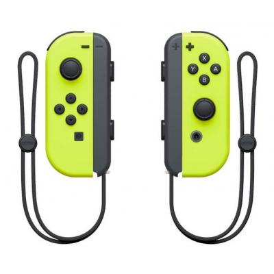 Nintendo game controller: Switch Neon Yellow Joy-Con Controller Set - Geel