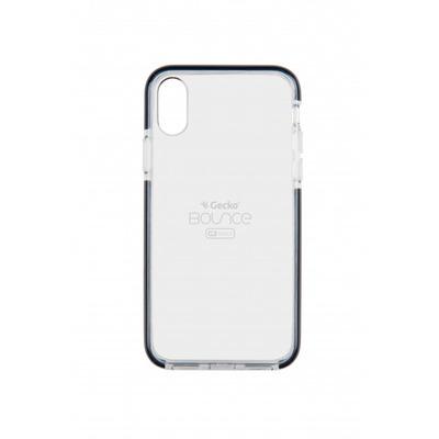 Gecko B1T3C1 Mobile phone case - Zwart, Transparant