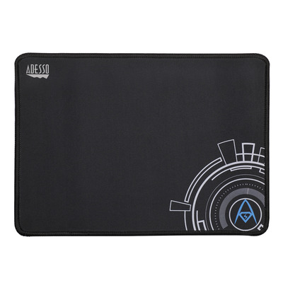Adesso TRUFORM P101 - 12 x 8 Inches Gaming Mouse Pad Muismat - Zwart