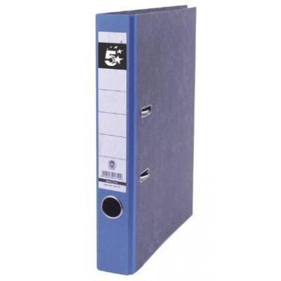 5star ordner: Ordner blauw, rug van 5 cm kenmerken