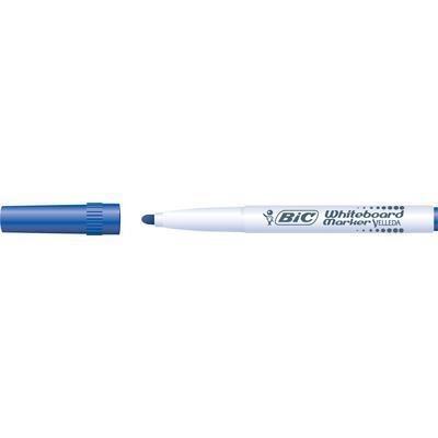 BIC Velleda 1741 Markeerstift - Blauw, Wit