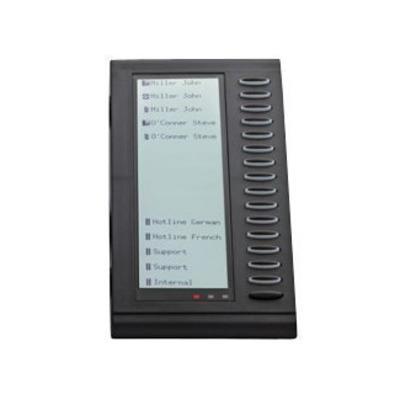 Mitel 20350824 IP add-on module - Zwart