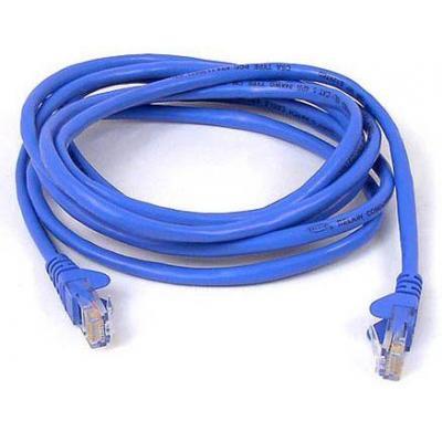 Belkin netwerkkabel: 5m CAT5e - Blauw