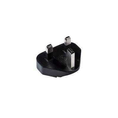 Honeywell UK adaptor plug for Captuvo wall charger Stekker-adapter - Zwart