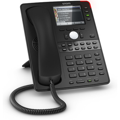 Snom IP telefoon: D765 - Zwart