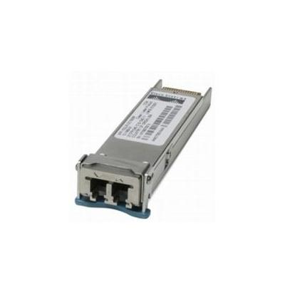 Cisco netwerk tranceiver module: Multirate 10GBASE-LR/-LW and OC-192/STM-64 SR-1 XFP Module for SMF