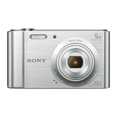 Sony Cyber-shot DSC-W800 Digitale camera - Zilver