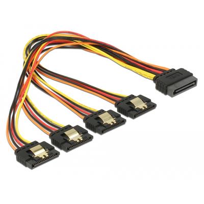 DeLOCK 60157 ATA kabel - Multi kleuren