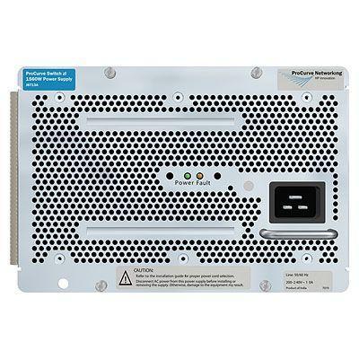Hewlett Packard Enterprise HP 1500W zl Power Supply Switchcompnent - Grijs - Refurbished .....