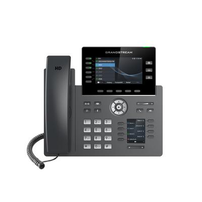 Grandstream Networks GRP2616 IP telefoon - Zwart