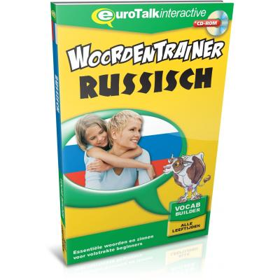 Eurotalk educatieve software: Woordentrainer, Russisch