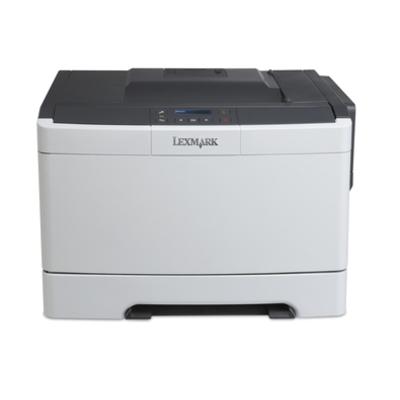 Lexmark laserprinter: CS310dn - Zwart, Cyaan, Magenta, Geel