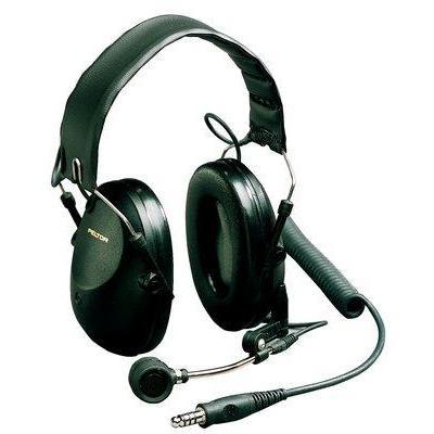 Peltor 26 dB, 2-Way, J11, 280 g - Zwart