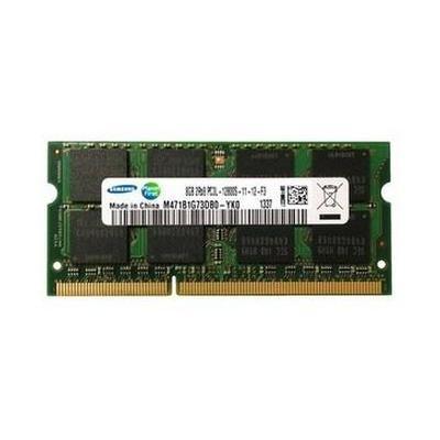 Samsung RAM-geheugen: 8GB DDR3 SO-DIMM