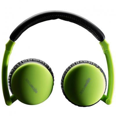 Boompods headset: airpods - Groen