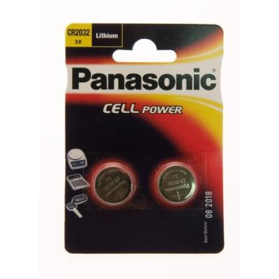 Panasonic CR2032L/1BP batterij