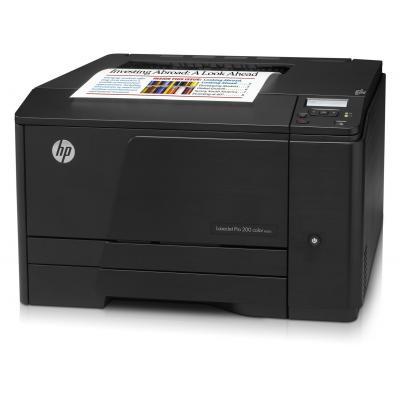 HP LaserJet Pro 200 M251n laserprinter - Zwart, Cyaan, Magenta, Geel