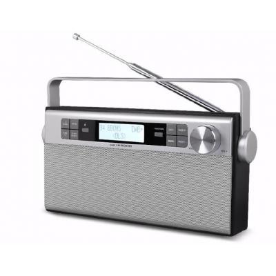 Soundmaster radio: DAB 650 - Zilver