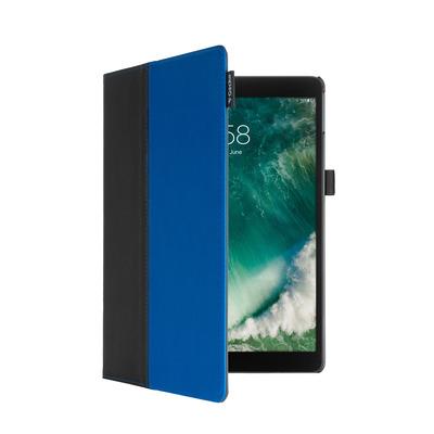 Gecko Apple iPad Air (2019) + iPad Pro 10.5 inch (2017) Easy-Click Cover - Blauw/Zwart Tablet case