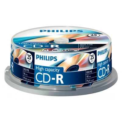 Philips CD-R CR8D8NB25/00 CD
