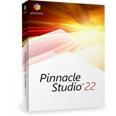 Corel Pinnacle Studio 22 videosoftware