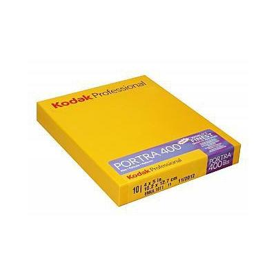 "Kodak kleurenfilm: PROFESSIONAL PORTRA 400 Film, 4x5"", 10 Sheets"