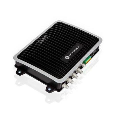Zebra PDA: FX9500 RFID Reader 4-port; 128/128 European Union - Zwart, Wit
