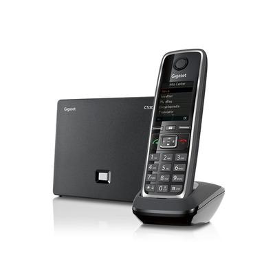 Gigaset C530 IP IP telefoon - Zwart