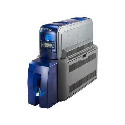 Datacard plastic kaart printer: SD460 - Zwart, Blauw