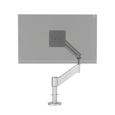 R-go tools monitorarm: Caparo 3 Monitorarm, mechanische veer, 2-9 kg, zilver