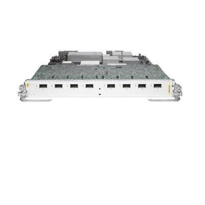 Cisco 8-Port 10GE Low Queue Oversubscribed Line Card, requires XFPs, Refurbished netwerk switch module