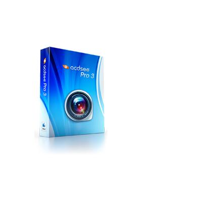 Acd systems algemene utilitie: ACDSee Pro 3 Mac EN licentie single user