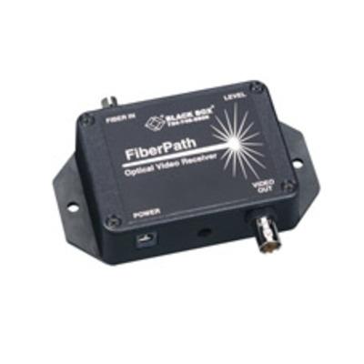 Black Box AC446A-RX AV extender - Zwart