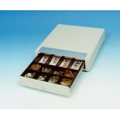 International cash drawer geldkistlade: EP-107 - Wit