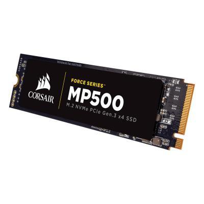Corsair MP500 SSD - Zwart