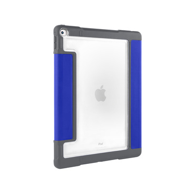 STM Dux Plus Tablet case - Blauw, Grijs