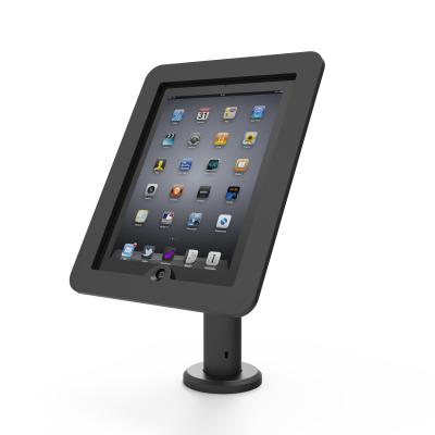 Maclocks iPad Stand with Cable Management, 20 cm - Zwart