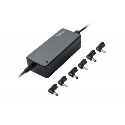 Trust netvoeding: 65W Power Adapter for Netbook - Zwart