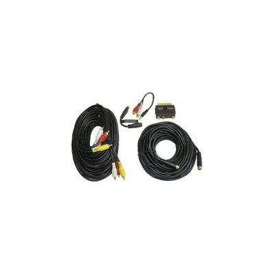 Microconnect : DVD Cable Kit 5m - Zwart