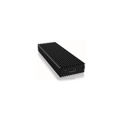 ICY BOX IB-1816M-C31 Behuizing - Zwart