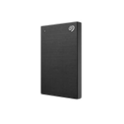 Seagate Backup Plus 1TB, USB 3.0, USB 2.0, Black Externe harde schijf - Zwart