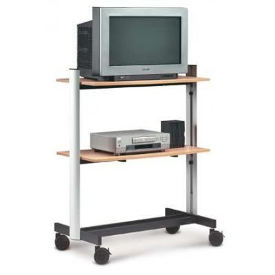 Projecta multimedia accessoire: Extra Lower Shelf f / HiLine, Beech - Hout
