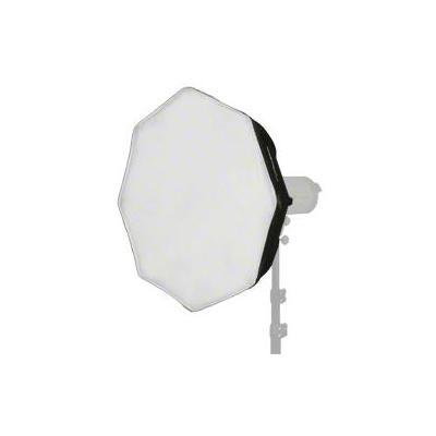 Walimex softbox: Octagon Softbox Ø60cm for C&CR - Zwart, Wit